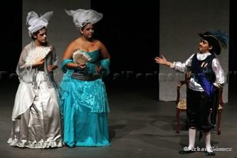 Jornada de éxitos y sorpresas para el Encuentro Estatal de Teatro