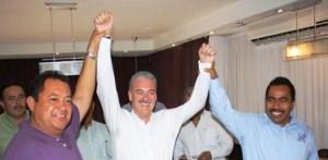 Marcos Covarrubias Villaseñor es, desde el domingo, oficialmente el candidato de los Partidos Acción Nacional (PAN) y de Renovación Sudcaliforniana (PRS) a la gubernatura de Baja California Sur.