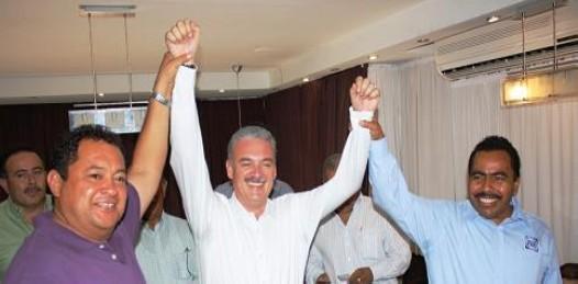 Marcos Covarrubias es oficialmente el candidato del PAN-PRS