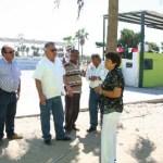Pronto darán inicio los trabajos de construcción de la nueva oficialía del Registro Civil de Puerto San Carlos