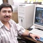 El Dr. Genaro Martínez Gutiérrez, profesor-investigador de la UABCS, estudia el impacto ambiental y degradación de los recursos naturales en la cuenca de La Paz.