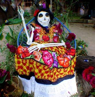 A concursar por el Día de Muertos