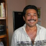 Julián Hernández, presidente de Al Cien Por Ciento Lucha Social