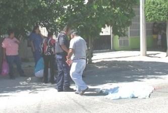 ¡Muere niño aplastado por un camión urbano!