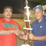 El municipio de La Paz corrió a cargo con la premiación y logística del Campeonato Estatal de Futbol, categoría veteranos.