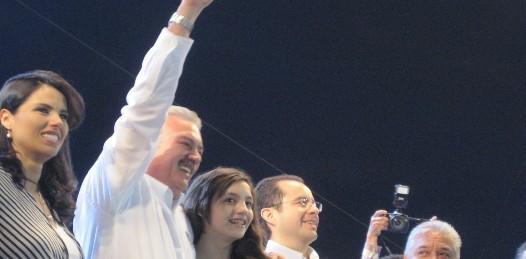Inicia en La Paz la campaña de Marcos Covarrubias