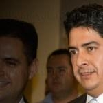 """El Procurador de Justicia del estado, Francisco Karim Martínez Lizárraga, se encuentra bajo la averiguación de la Subprocuraduría de Investigación Especializada en Delincuencia Organizada (SIEDO), por supuestas relaciones con el """"Cártel de Michoacán""""."""