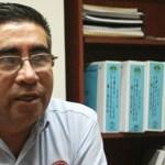 """Explica el biólogo Víctor M. Anguiano, jefe de Departamento de la CONANP, en el área de Reserva de la Biósfera Sierra la Laguna, que """"Concordia, al hacer la propuesta de sus actividades, no son compatibles con la conservación de los recursos naturales."""