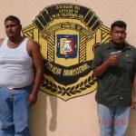 Jesús Zaragoza Navarro, alias El Copete y Alejandro Zaragoza Castro, alias El Cuervito