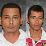Jhon Eisenhower Puentes Pajoy, Gerson Omar Becerra Pérez, Diego Fernando Padilla Osuna y Jeily Alexander Puentes.