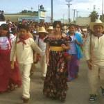 Vivió el pueblo el colorido de la fiesta del centenario.