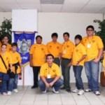 Selección de La Paz de ajedrez que se adjudicó el primer lugar en la Olimpiada Estatal.