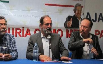 """Imparte Pablo Moctezuma conferencia """"Soberanía Nacional"""""""