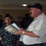 José Manuel Murillo Peralta, y parte de sus colaboradores del erario público municipal, hicieron acto de presencia en GN.