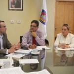 Con la representación del gobernador Narciso Agúndez, el secretario General de Gobierno Alfredo Porras Domínguez encabezó una reunión con representantes de la Fiscalía Especializada para la Atención de Delitos Electorales.
