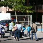 Centenar de niños de las guarderías oficiales CENDIS No.1 y No. 2 de esta ciudad capital, por enésima vez fueron evacuados ante posible fuga de gases tóxicos.(Cuitláhuac Múñoz).