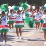 Se definieron las escuelas ganadoras de tablas gimnásticas del 20 de Noviembre.