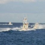 Ayer arrancó el Tuna Jackpot, con una bolsa de 600 mil dólares y 119 embarcaciones participantes.