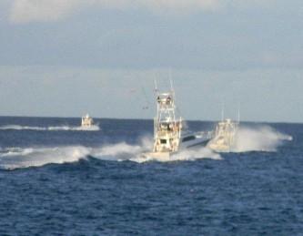 Arrancó el  torneo de pesca Tuna Jackpot- 2010