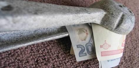 El salario mínimo en el Estado subió $2.24 (4.1%), es decir que de $57.56 aumentó a $59.80 por jornada.