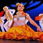 Con motivo de la celebración tradicional de las fiestas decembrinas, se presentará en la entidad, el espectáculo Navidades de México - considerado uno de los más grandes espectáculos del mundo en su género-, a cargo del Ballet Folclórico de Amalia Hernández.
