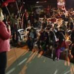 La candidata a la presidencia municipal de La Paz subrayó su interés en fortalecer en el municipio la vocación turística, mediante un plan que contemplará la integración de una infraestructura hotelera creciente a campañas de promoción que coloquen a este destino en el mapa.