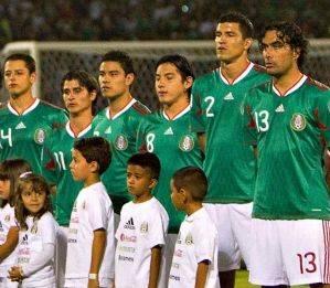 Ocupa el Tri el lugar 27  en la clasificación de FIFA