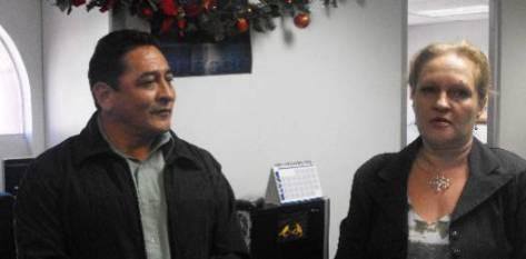 El Dr. Alejandro Palacios Espinosa, secretario Académico de la UABCS, dio nombramiento a la Dra. Antonina Ivanova Boncheva como directora de Investigación Interdisciplinaria y Posgrado.