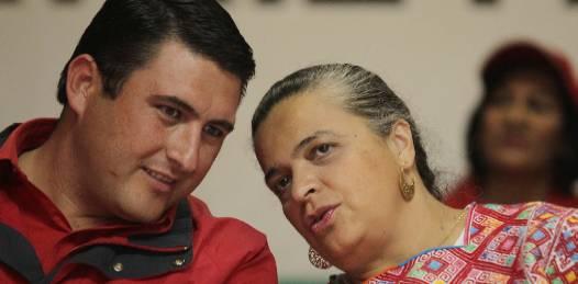Enfrenta la coalición PRI-PVEM a partidos divididos por traiciones internas, señala Beatriz Paredes