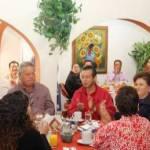 Barroso Agramont dijo que los candidatos de la coalición Unidos por BCS responderán a la confianza ciudadana, y el compromiso ineludible será hacer las cosas bien en el gobierno, porque existe la confianza de que en la jornada electoral del próximo 6 de febrero, los abanderados del Partido Revolucionario Institucional y del Partido Verde Ecologista de México saldrán victoriosos, para después iniciar el nuevo rumbo para Baja California Sur.