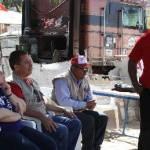 """Esthela Ponce agradeció la acción emprendida por los ahora ex perredistas y subrayó que ha estado llamando a los paceños a la reflexión, porque """"las familias sudcalifornianas no tenemos que vivir divisiones partidarias negativas; los gobiernos deben gobernar para todos, sin distingo de colores o militancia."""