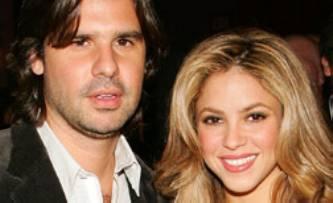 Rompe Shakira con su novio, Antonio de la Rúa