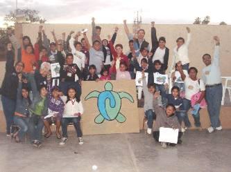 Realizarán la sexta reunión de jóvenes tortugueros