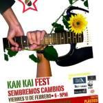 """Debido a la necesidad expuesta, es que el grupo celebrará el """"Festival Kan Kai: Sembremos el cambio"""", el próximo viernes 11 de febrero, en las instalaciones de EPI."""