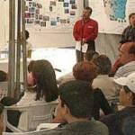 Cota Montaño agregó que derivado a la creación del CRIT en la ciudad de La Paz, se vino a cumplir el objetivo del Parque Mantarraya que pretendía la interacción entre niños con discapacidad y niños sin este tipo de problemática; razón por la cual, este proyecto se descartó, ante el desinterés que tuvieron sus mentores.