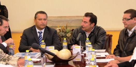 Ejemplar proceso electoral garantiza el secretario de Gobernación Blake Mora