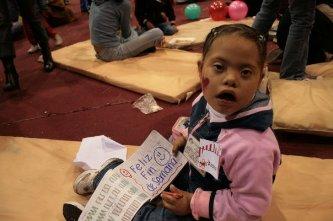 A adoptar niños con capacidades diferentes invita la directora de Casa Cuna