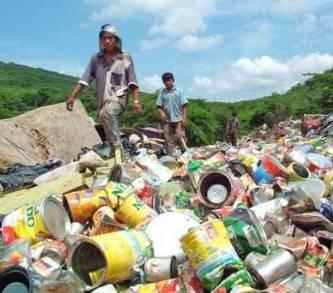 Afecta monopolio sindical el reciclado de basura
