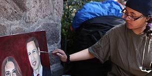 Inicia huelga de hambre para que la inviten a la boda real