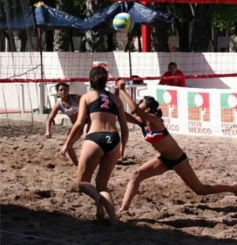 Ocho Cascadas, sede del Voleibol de Playa el 18 y 19 de febrero