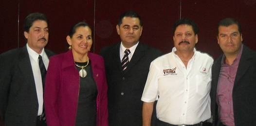 Lorena Hinojosa, nueva presidenta estatal de los restauranteros
