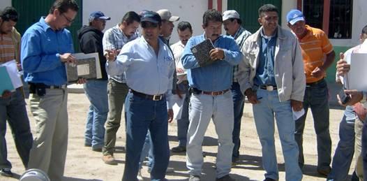 Capacitan a trabajadores de SAPAs para aprovechar toda la eficiencia de su equipo