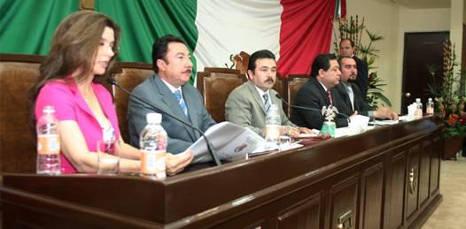 """No fue bono, sino """"una prestación"""" la liquidación a Diputados asegura Natividad Osuna"""