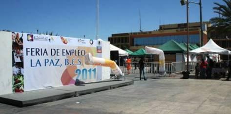 Veinticinco stands colocó el Servicio, luego de haber llevado a cabo una Feria parecida en Los Cabos, el pasado 25 de marzo.