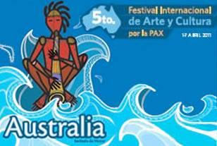 Australia y BCS se hermanarán en Festival Internacional de arte y cultura por la Pax