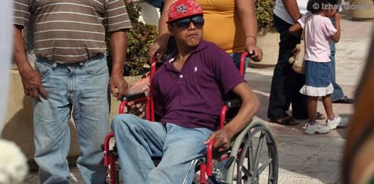 En BCS, 4 de cada 100 personas padecen alguna discapacidad