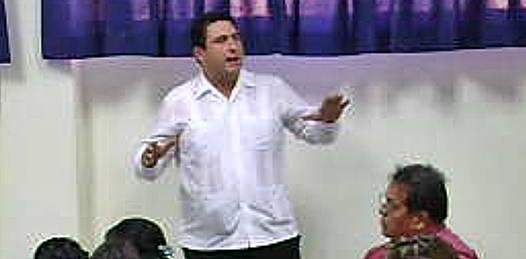Las alianzas no deben darse en contra de un partido sino para beneficiar a un estado señala Barroso