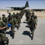 El Ejército Mexicano pidió a la comunidad seguir confiando en las Fuerzas Armadas que tienen el compromiso de abatir el crimen organizado.