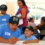 Resaltó que el sistema DIF, cada año realiza el festejo para las familias, esto con la finalidad que las familias disfruten una sana diversión y asimismo recibir en su caso un premio para aquellas familias que participen en los concursos.