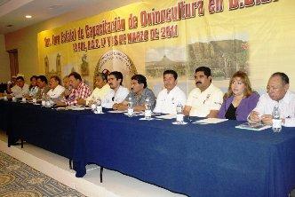 Participa la UABCS en el Primer Foro de Capacitación de Ovinocultura en BCS